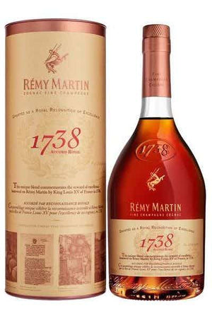 Remy Martin Cognac 1738 Accord Royal, 80 Proof 1L
