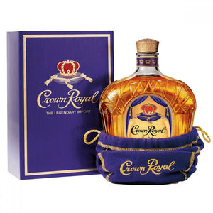 Crown Royal Deluxe Canadian Whiskey. 80 Proof 750 ML