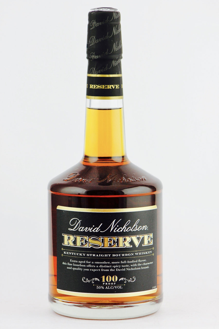David Nicholson Kentucky Straight Bourbon Whiskey Reserve 750ML