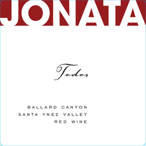 2016 Jonata Todos Red Wine