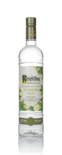 Ketel One Vodka Botanical Cucumber and Mint 750 ML