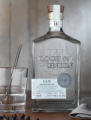 Loch and Union American Dry Gin 750ML