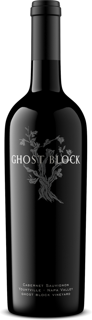 2017 Ghost Block Cabernet Sauvignon Yountville Single Vineyard