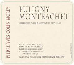 2017 Domaine Pierre-Yves Colin-Morey Puligny Montrachet