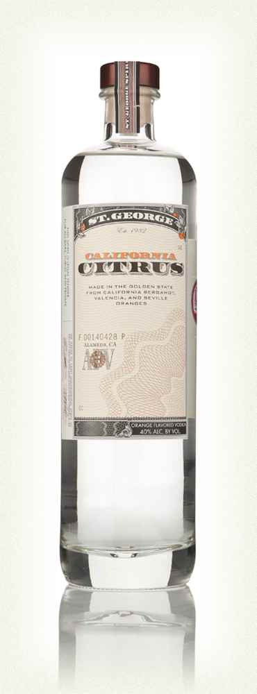 St. George Spirits Citrus Vodka 750ML