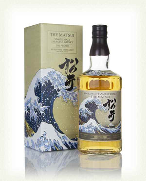 The Matsui Single Malt Japanese Whisky The Peated 750 ML