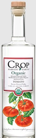 Crop Harvest Earth Organic Tomato Vodka, 70 Proof, 750ml