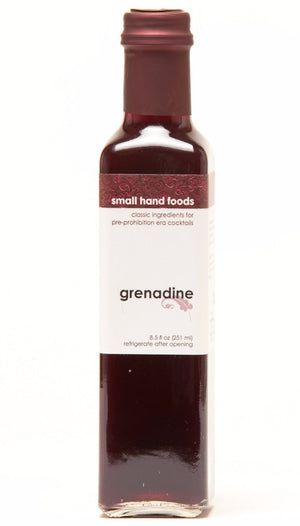 Small Hand Foods Grenadine 8.5 oz (251ML)