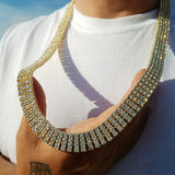 Iced Out Pharaoh Chain - Hip Hop Jewelry | PrimoBling