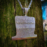 Hair Clipper Necklace - Hip Hop Jewelry | PrimoBling