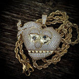 Chief Keef Necklace - Hip Hop Jewelry | PrimoBling