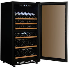 Koolatron 68 Bottle Dual Zone Wine Cooler WC68DZ