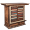 Crafters & Weavers La Boca Bar with Wine Storage CW8315-100