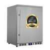 24 Inch Outdoor Beer Fridge Cooler Stainless Steel