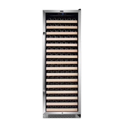 Image of Whynter 166 Bottle Stainless Steel Compressor Wine Cooler BWR-1662SD