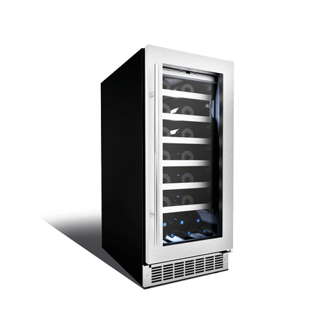 Danby Silhouette 28 Bottle Built-In Wine Cooler  DWC031D1BSSPR