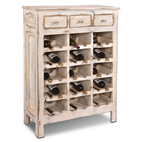 Crafters & Weavers Landon Venetian 30 Bottle Wine Rack CW8035-035