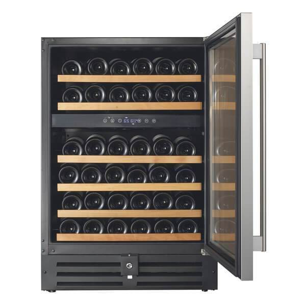 Smith & Hanks 46 Dual Zone Signature Wine Cooler RE100002