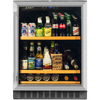 Image of 178 Can Beverage Cooler, Stainless Steel Door Trim