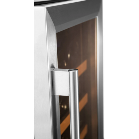 178 Can Beverage Cooler, Stainless Steel Door Trim