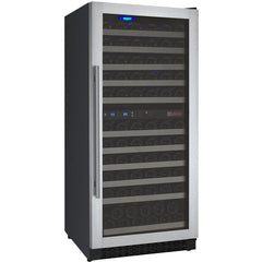 Allavino 121 Bottle FlexCount Series Dual Zone Wine Refrigerator VSWR121-2SSRN