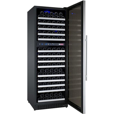 Allavino 172 Bottle FlexCount Series Dual Zone Wine Refrigerator VSWR172-2SSRN