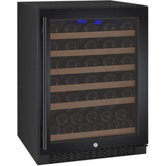 Allavino 56 Bottle FlexCount Series Single Zone Wine Refrigerator VSWR56-1BWRN