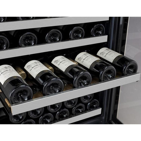 Allavino 56 Bottle FlexCount Series Single Zone Wine Refrigerator VSWR56-1SSRN