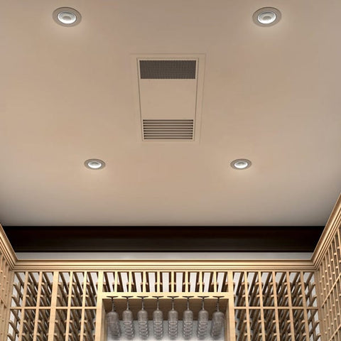 WhisperKool Ceiling Mount 8000 Split Cooling System