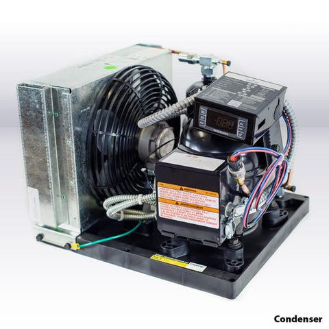 WhisperKool Platinum Split 4000 (Fully Ducted) Cooling System
