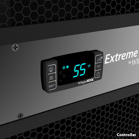 WhisperKool Extreme 3500ti Self-Contained Cooling System