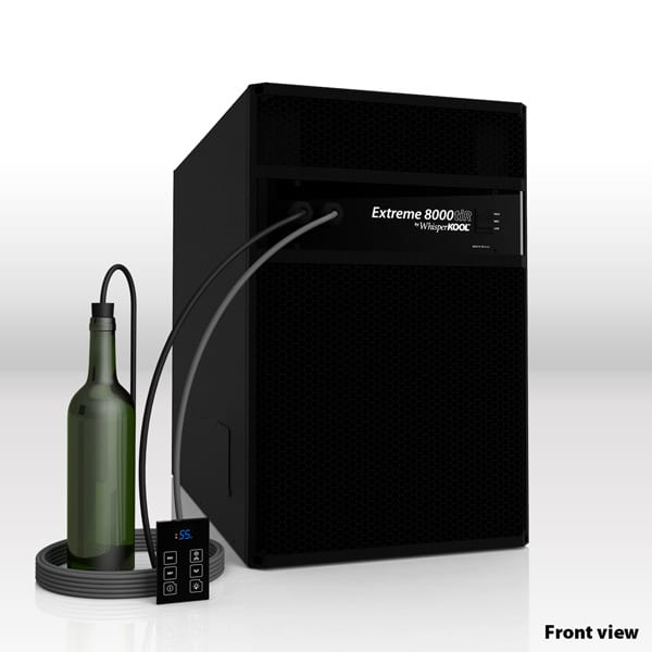 WhisperKool Extreme 8000tiR (w/ Remote) Self-Contained Cooling System