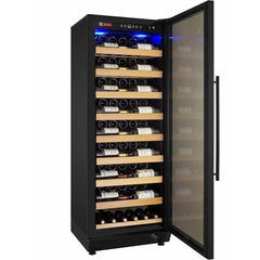 Allavino 115 Bottle Vite Series Single Zone Wine Refrigerator YHWR115-1BRN