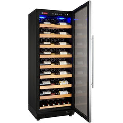 Allavino 115 Bottle Vite Series Single Zone Wine Refrigerator YHWR115-1SRN