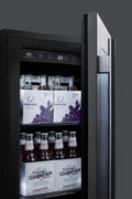 "Summit 18"" Wide Built-In Beverage Center CL181WBV"
