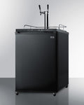 "Summit 24"" Wide Built-In Kegerator SBC635MBITWIN"