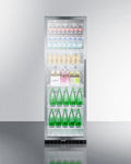 "Summit 24"" Wide Beverage Center SCR1400WLH"
