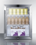 Summit Compact Beverage Center SCR314L