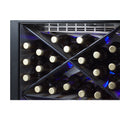 "Summit 24"" Wide Single Zone Built-In Commercial Wine Cellar SCR610BLX"