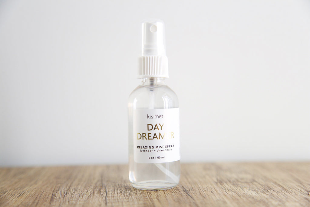 Relaxing Mist Spray - Lavender & Chamomile by Kismet - Luxe Mood