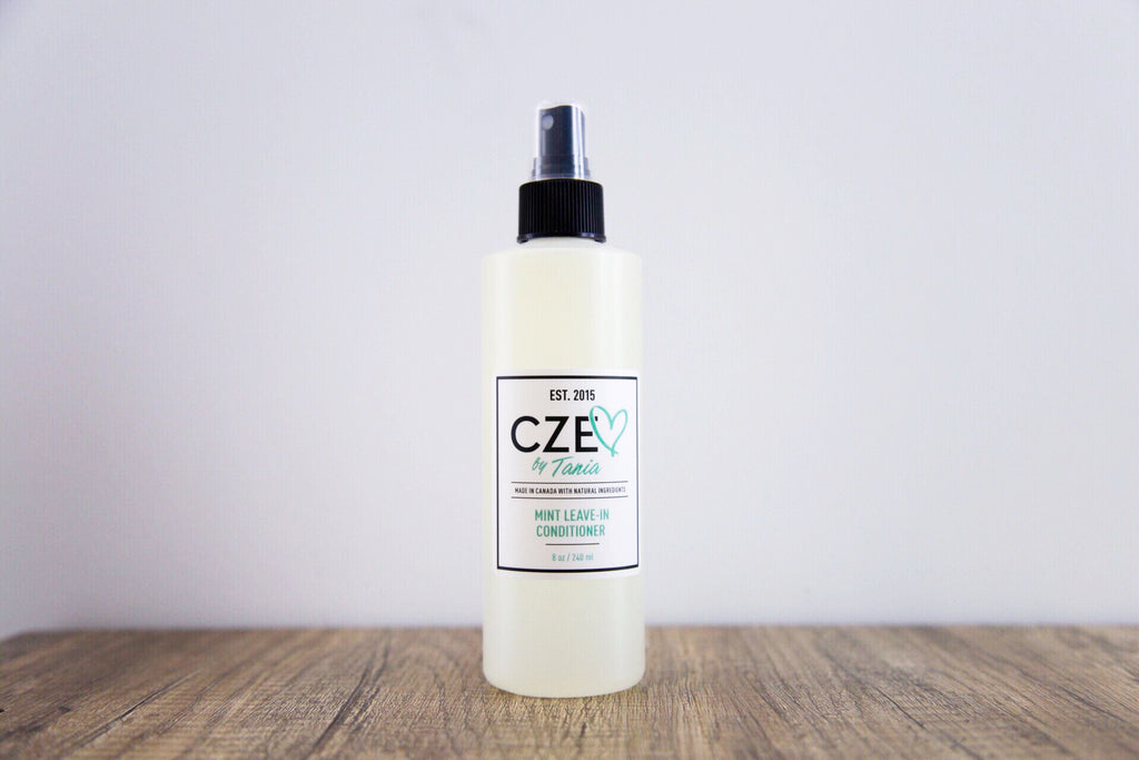 Mint Leave In Conditioner - Cze by Tania - Luxe Mood