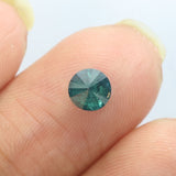 0.61 Ct Natural Loose Diamond Round Blue Color I3 Clarity 5.20 MM l8652
