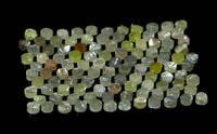 Natural Loose Diamond Rough Tablet Round Cut Mix Color Yellow Grey Brown 100 pcs lot  Q55
