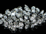 Natural Loose Diamond Round G H White Color SI1 Clarity 1.10 MM 25 Pcs Lot Q16