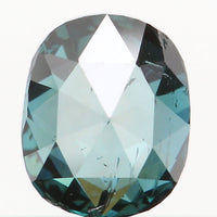 Natural Loose Diamond Cushion Blue Color SI2 Clarity 4.20 MM 0.29 Ct L6443