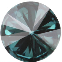 Natural Loose Diamond Round Blue Color SI1 Clarity 5.00 MM 0.53 Ct L6201