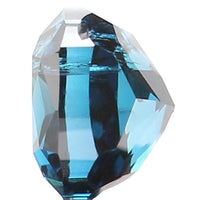 Natural Loose Diamond Cushion Blue Color SI2 Clarity 2.60 MM 0.11 Ct KR984