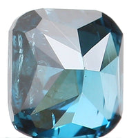 Natural Loose Diamond Cushion Blue Color SI2 Clarity 2.90 MM 0.11 Ct KR821