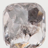 Natural Loose Diamond Cushion Faint Pink Color I3 Clarity 3.10 MM 0.18 Ct L5517