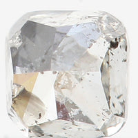 Natural Loose Diamond Cushion White Color I1 Clarity 2.90 MM 0.18 Ct L5596